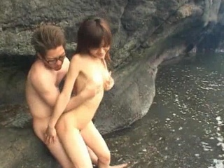Arisa Kanno erotic Asian babe has spicy
